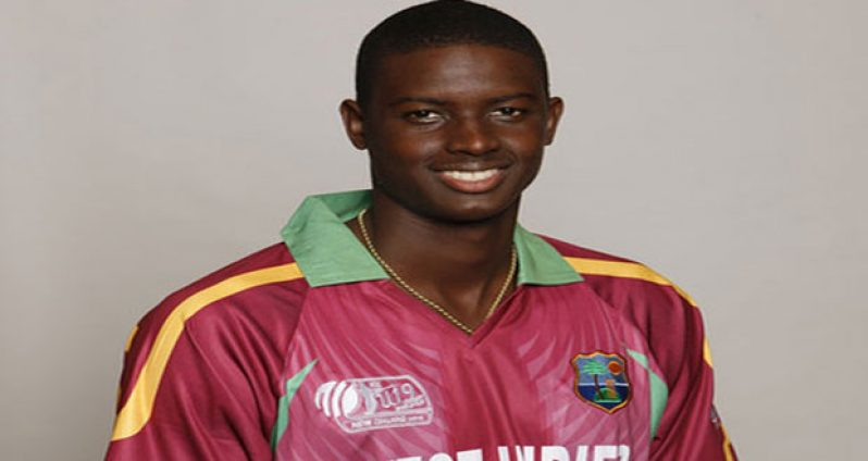 New West Indies Test captain Jason Holder is ready to embrace leadership challenge.
