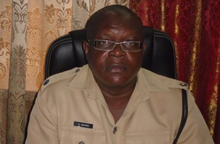 Assistant Commissioner of Police, Kevin Adonis