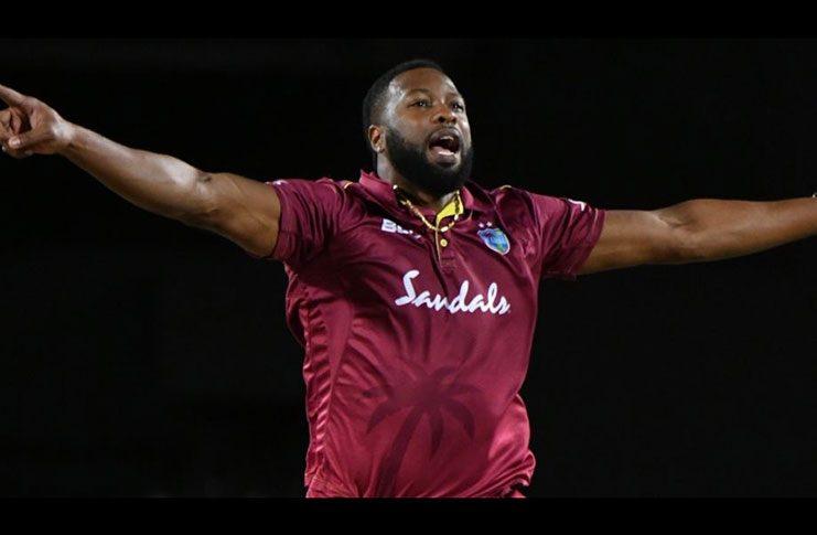 West Indies ODI and T20 captain Kieron Pollard