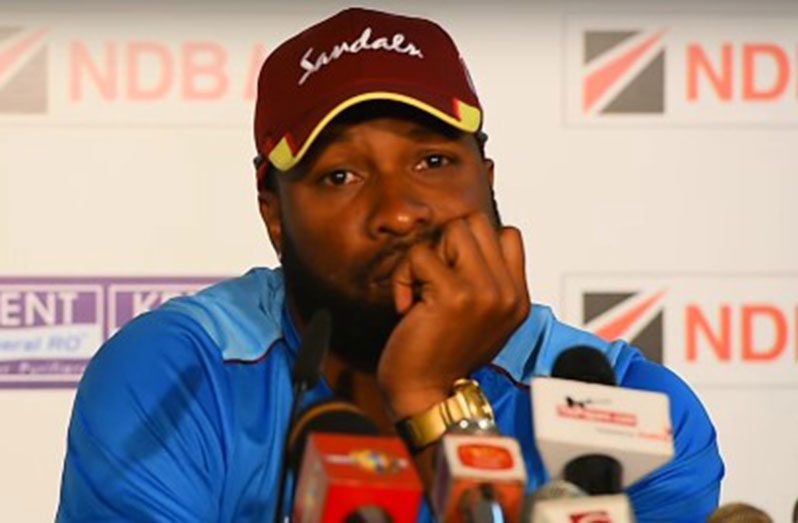 West Indies T20  captain Kieron Pollard.