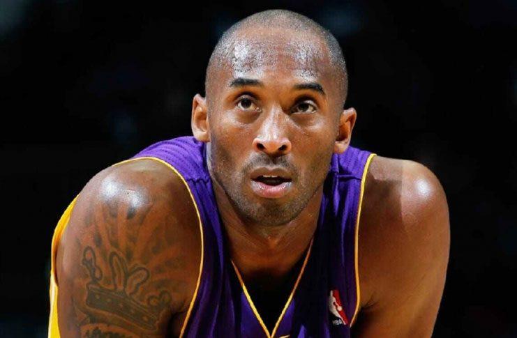 basketball legend Kobe Bryant