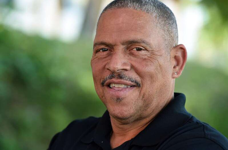 Arnold Manders is the new president of Bermuda Cricket Board.