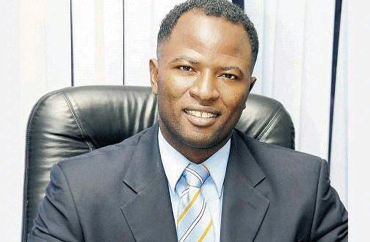 DEMTOCO Chairman, Marcus Steele