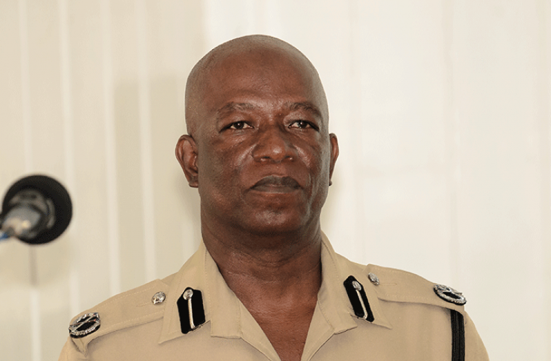 Senior Divisional Commander, Assistant Commissioner Marlon Chapman
