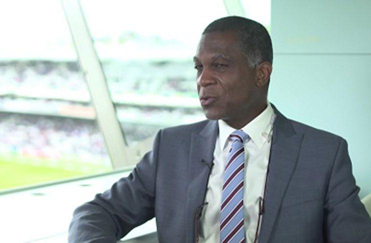 Legendary former West Indies speedster, Michael Holding.