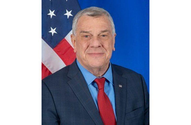 Assistant Secretary (ag) for the US Department of State's Bureau of Western Hemisphere Affairs, Michael Kozak