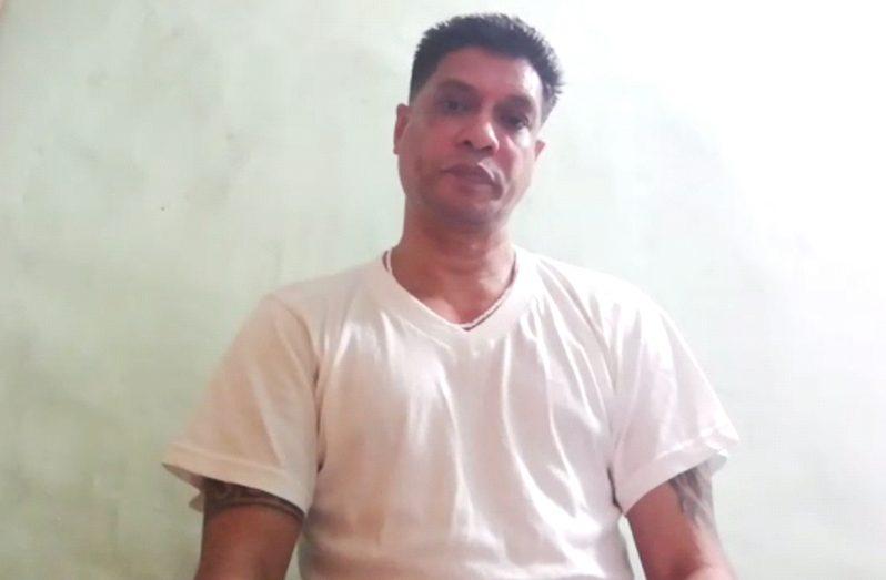 Accused: Shafeek Mohammed