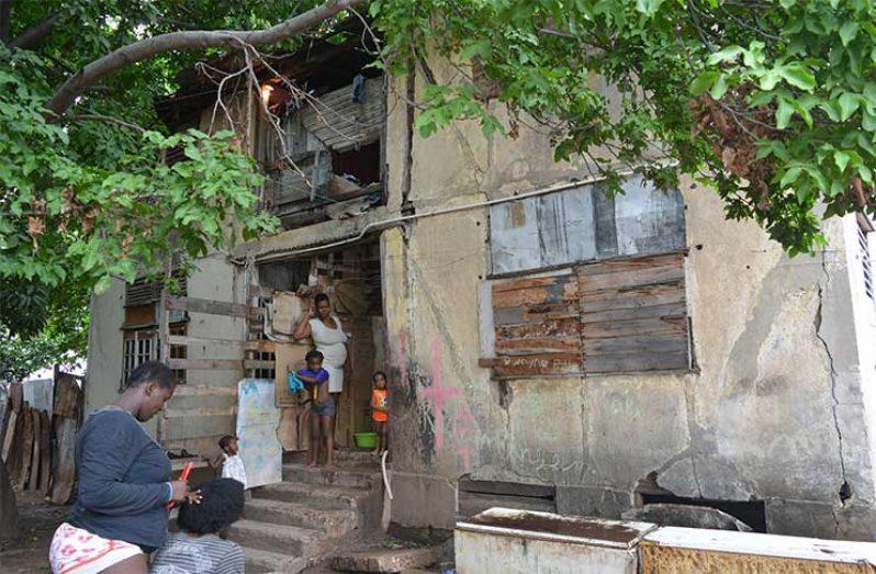 Original Bob Marley Statue Mother's home