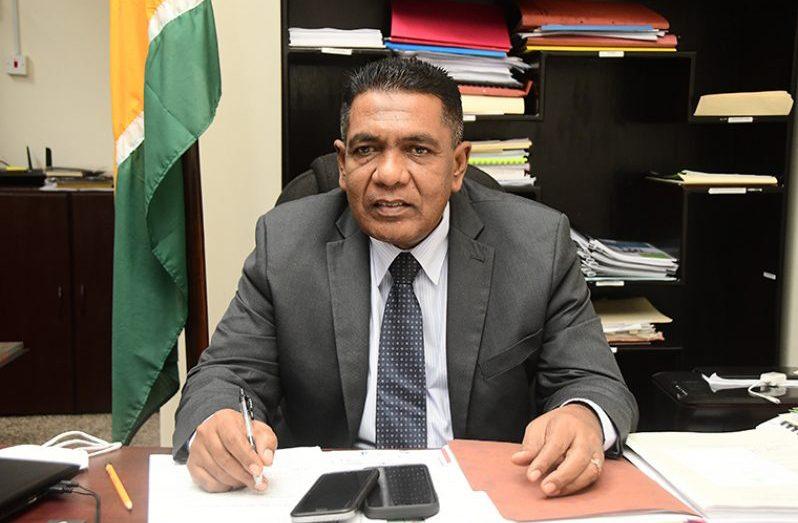 Minister of Agriculture, Zulfikar Mustapha