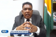 Agriculture Minister, Mr. Zulfikar Mustapha