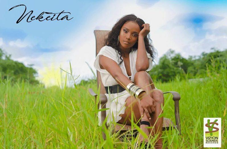 Guyanese Artiste: NEKEITA. Previously known as Tennicia De Freitas