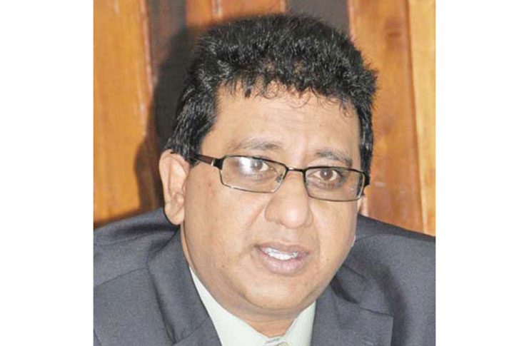 Attorney General Mohabir Anil Nandlall