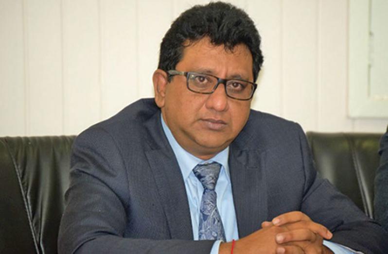 Former Attorney General (AG), Anil Nandlall