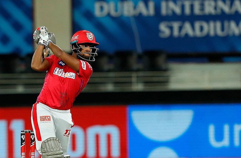 Nicholas Pooran scored a stroke-filled 53 as Kings XI Punjab beat Delhi Capitals by five wickets.