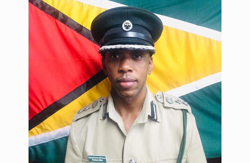 The Deputy Director of Prisons, Nicklon Elliot