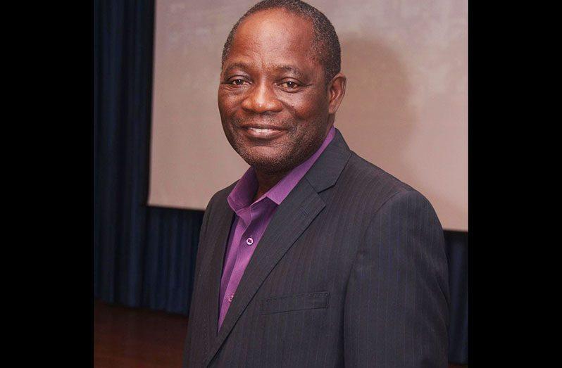 GOAL Director, Professor Jacob Opadeyi