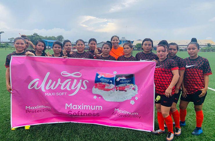 Lady Panthers Football Club
