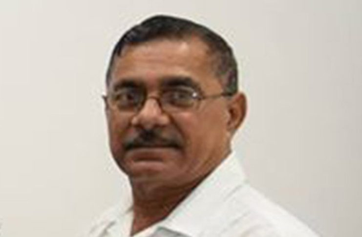 Pandit Rabindranauth Persaud