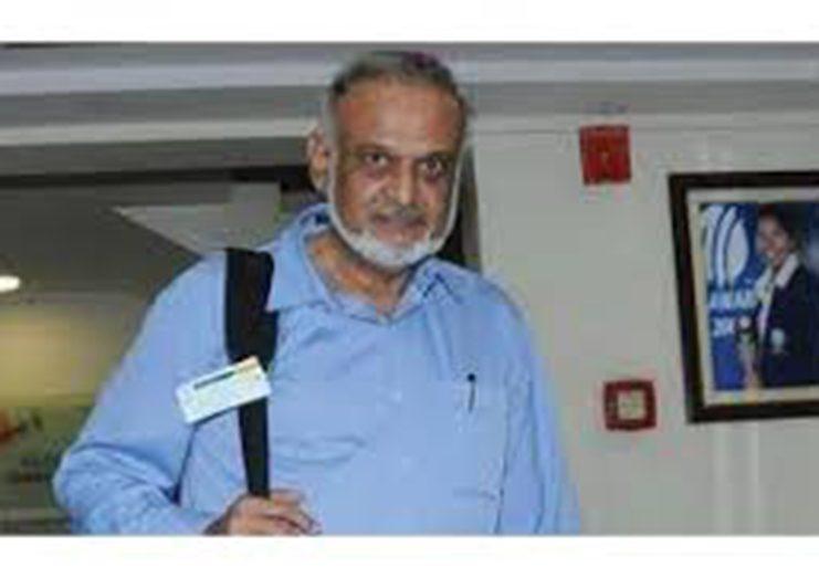 IPL chairman Brijesh Patel