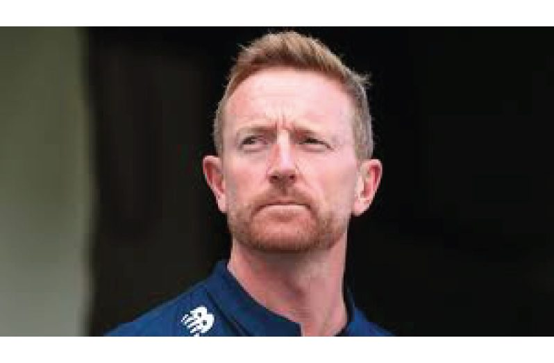 Paul Collingwood is set to be put in charge of England's planned one-day series against Ireland.