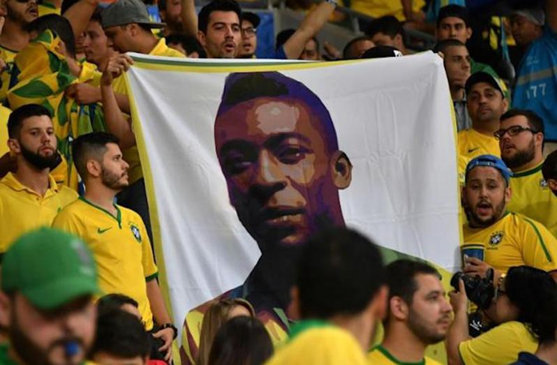 Brazil's legendary Maracana stadium will no longer be renamed for Pele, its most celebrated football player.