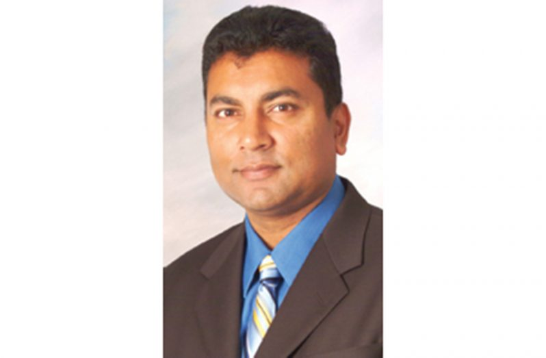 CEO of Go-Invest, Dr. Peter Ramsaroop