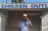 Owner of Gabar Chicken Outlet, Doodnauth Teekapersaud