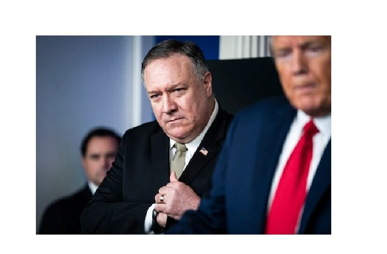 United States (U.S.) Secretary of State, Michael Pompeo (Jabin Botsford/The Washington Post)