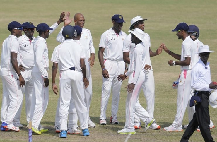 Barbados Pride have been named  new Regional 4-Day champions.
