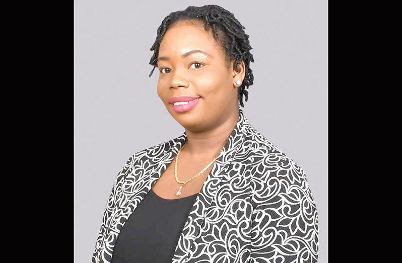 Councillor Trichria Richards