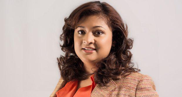 Minister of Education, Ms. Priya Manickchand