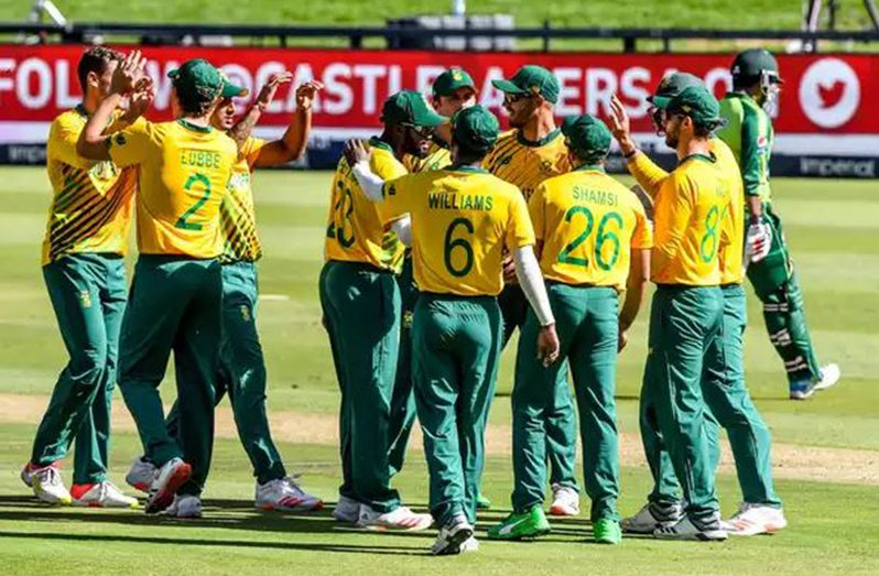 The Proteas may not be the country's officially recognized team. © Getty