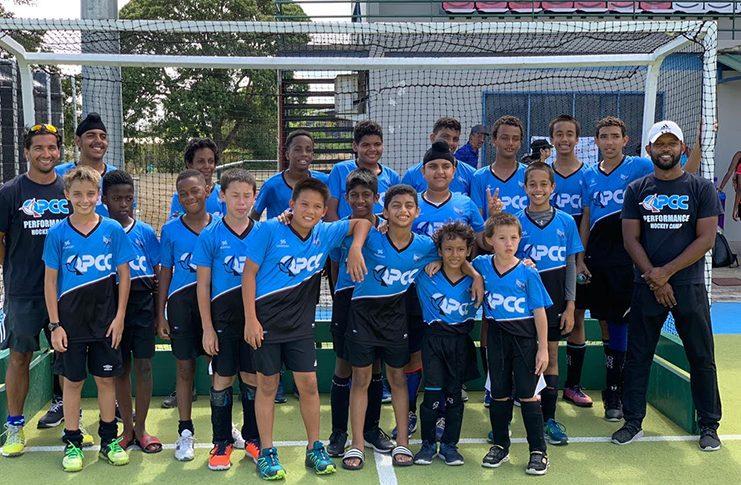 QPCC Junior Hockey Team