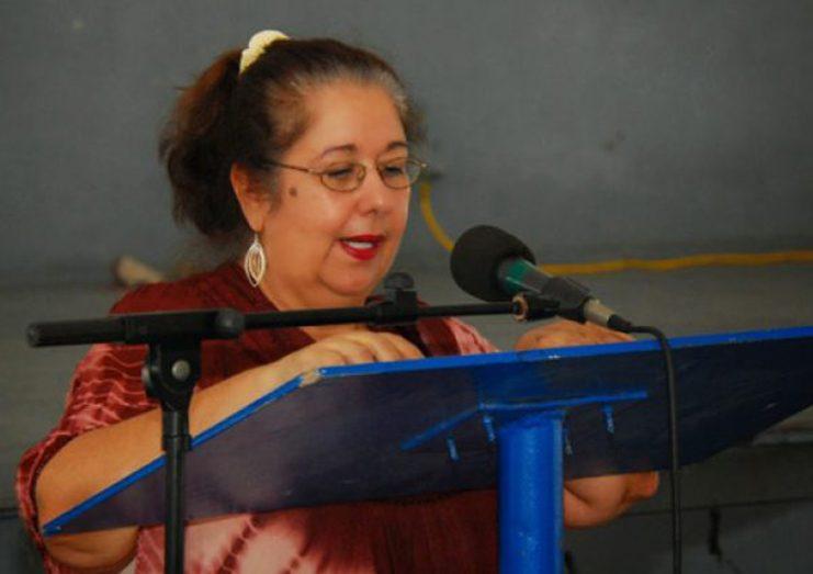 Women's rights activist Danuta Radzik
