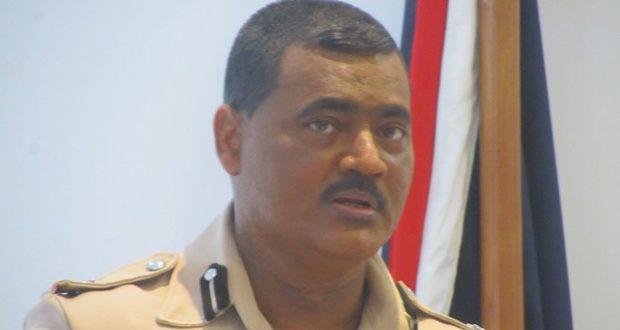 Deputy Police Commissioner David Ramnarine
