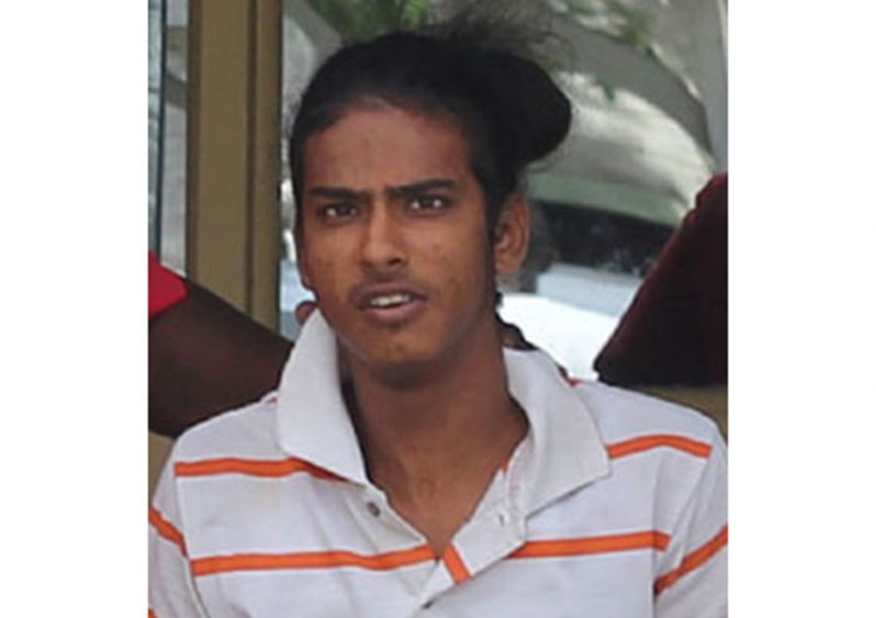Imran Ramsaywack called Kevin Jones, Coolie Boy or Ramsa
