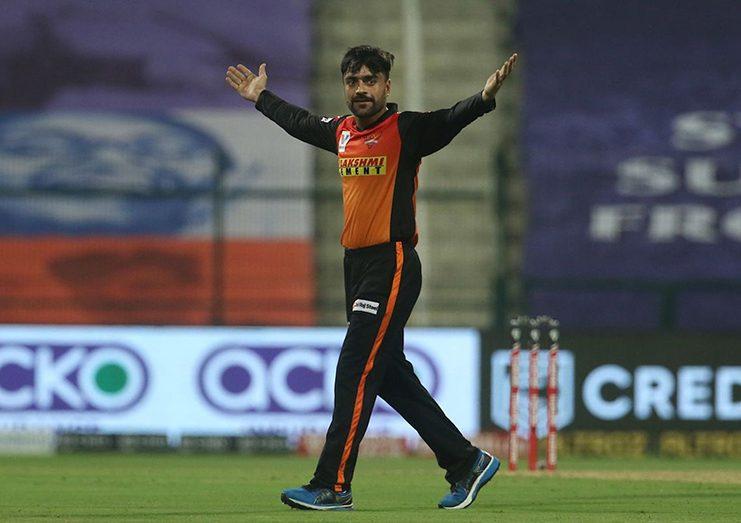 Rashid Khan returned with the figures of 3/14 as Sunrisers Hyderabad beat Delhi Capitals by 15 runs.