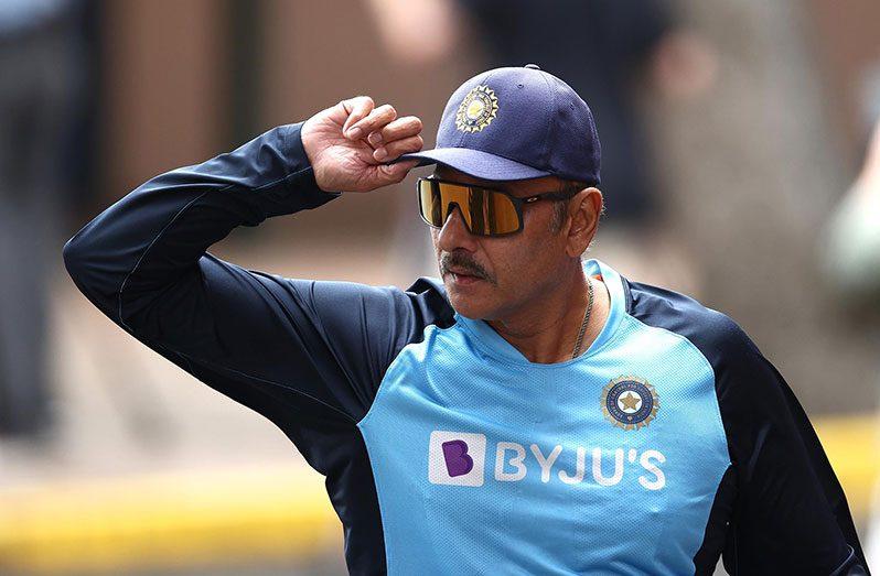 India's Head Coach, Ravi Shastri