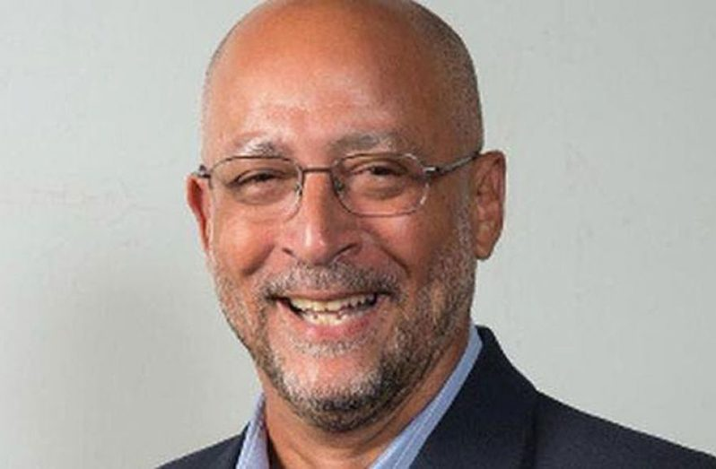CWI president Ricky Skerritt