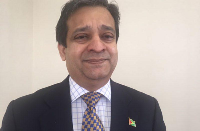 Dr. Riyad Insanally