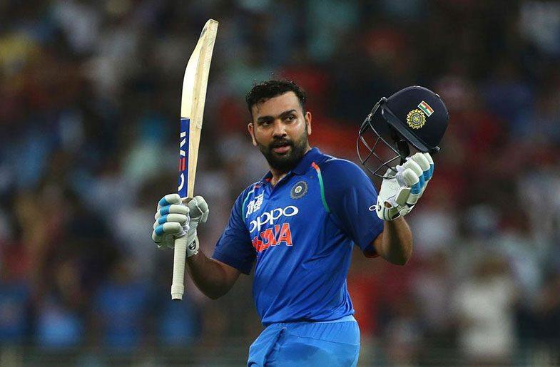 India ODI opener Rohit Sharma