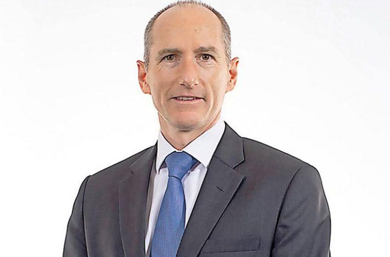ExxonMobil Guyana's President, Alistair Routledge