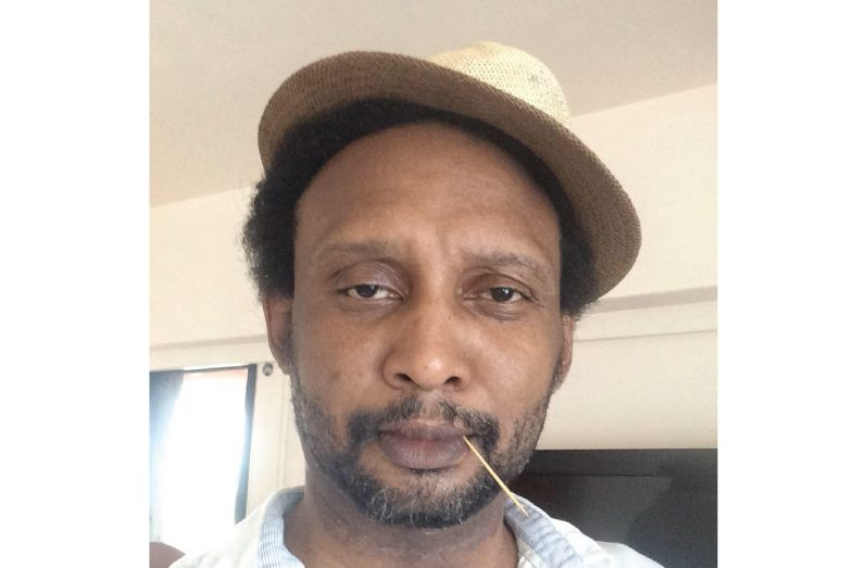 Sub-Editor at Kaieteur News, Ruel Johnson