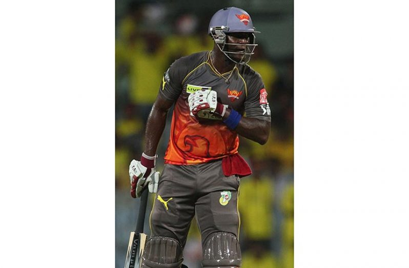 Darren Sammy makes his IPL debut in 2013. (BCCI)
