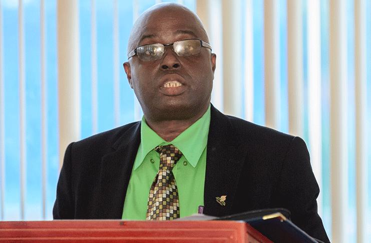 Assistant Director on Economic Empowerment, Samuel Saul