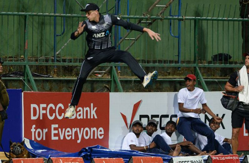 Mitchell Santner is set to fly out across continents soon. (Getty Images)