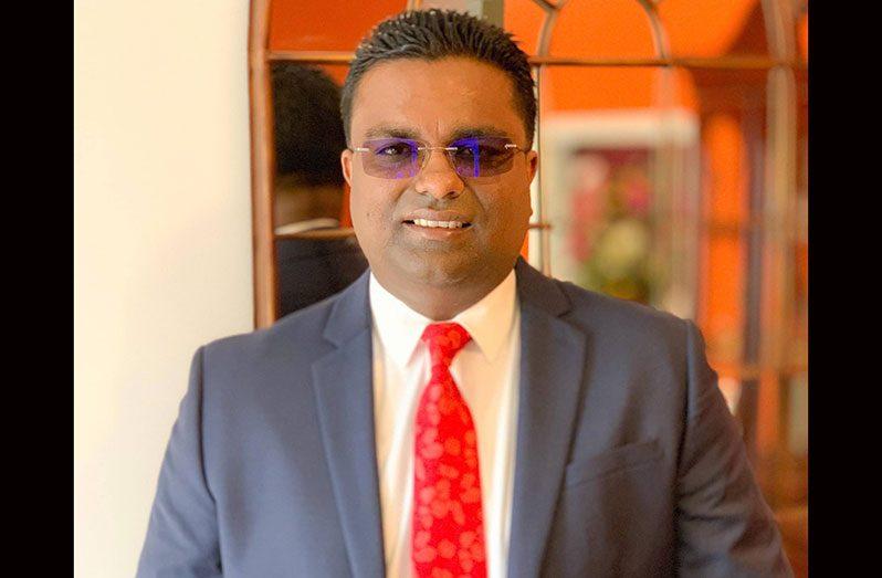PPP/C-appointed GECOM Commissioner, Sase Gunraj
