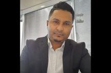 Director of Latitude Geospatial Consulting Inc. Haimwant Persaud
