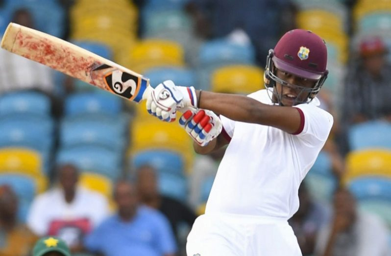 Guyana and Windies batsman Shimron Hetmyer