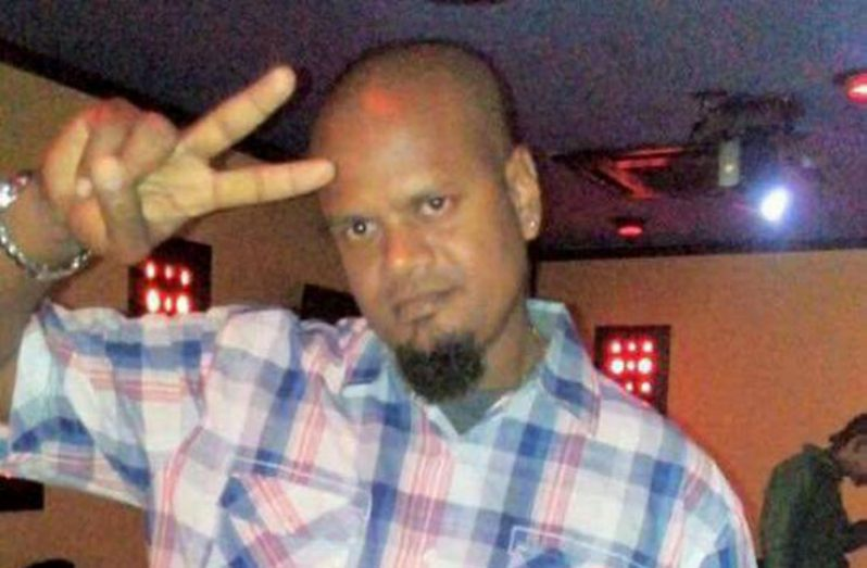 Desmond Singh aka 'Fix Up' who was gunned down on New Year's Day,along with his friend